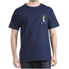 Italian Greyhound IAAM Pocket T-Shirt