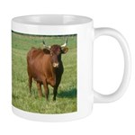"Devon Cow ""Molly"" Mug"