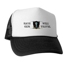 Have Gun Trucker Hat