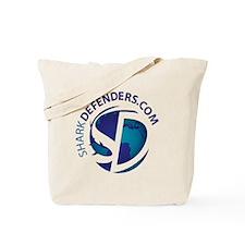 Shark Defenders Merchandise Tote Bag