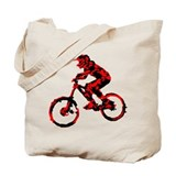 Unique Road bike Tote Bag