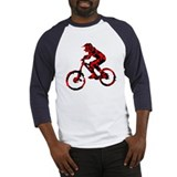Mountain biking Baseball Jersey
