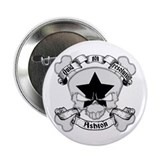 "Ashton Family Crest Skull 2.25"" Button"
