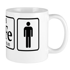 Ironman Element Small Mug