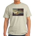 Rembrandt: on God & Painting Ash Grey T-Shirt