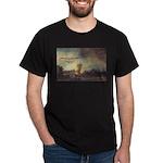 Rembrandt: on God & Painting Black T-Shirt