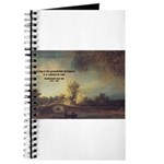 Rembrandt: on God & Painting Journal
