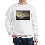 Rembrandt: on God & Painting Sweatshirt