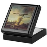 Rembrandt: on God & Painting Keepsake Box