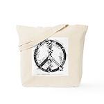 """Week 3 / """"52 Weeks of Peace"""" Tote Bag"""