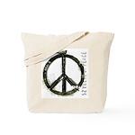 """Week 21: """"52 Weeks of Peace"""" Tote Bag"""