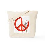 """Week 28: """"52 Weeks of Peace"""" Tote Bag"""
