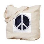 "Week 12 ""52 Weeks of Peace"" Tote Bag"