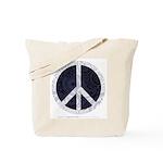 """Week 12 """"52 Weeks of Peace"""" Tote Bag"""