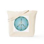 """Week 48: """"52 Weeks of Peace"""" Tote Bag"""