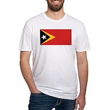 East Timor Flag Shirt