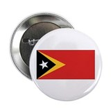 "East Timor Flag 2.25"" Button (10 pack)"