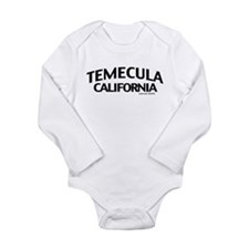 Temecula Long Sleeve Infant Bodysuit