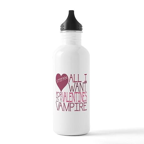 Stefan Valentine Stainless Water Bottle 1.0L