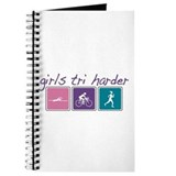 Girls Tri Harder Journal