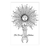 tree of alchemy Postcards (Package of 8)