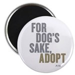 For Dog's Sake, Adopt Magnet