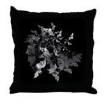 Fibonacci Bats Throw Pillow
