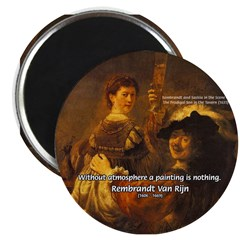 Art & Atmosphere Rembrandt Magnet