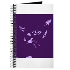 Russian Blue Cat Journal
