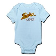 Chinese New Year of the Rabbit Infant Bodysuit