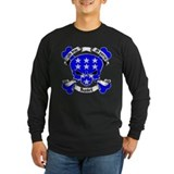 Bailey Family Crest Skull T