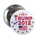 "Trump 2012 2.25"" Button"