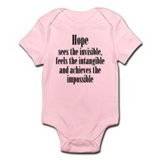 Impossible Hope Infant Bodysuit