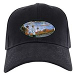 Renoir Painting: Art & Beauty Black Cap