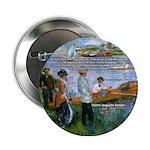 Renoir Painting: Art & Beauty Button
