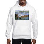 Renoir Painting: Art & Beauty Hooded Sweatshirt