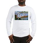 Renoir Painting: Art & Beauty Long Sleeve T-Shirt