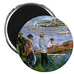Renoir Painting: Art & Beauty Magnet