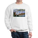 Renoir Painting: Art & Beauty Sweatshirt