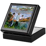 Renoir Painting: Art & Beauty Keepsake Box
