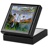 Renoir Painting: Art & Beauty Keepsake Box