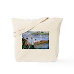 Renoir Painting: Art & Beauty Tote Bag
