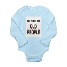 THEY HAVE MONEY Long Sleeve Infant Bodysuit