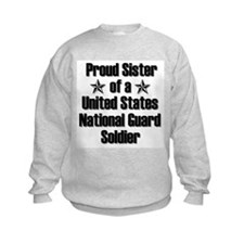 Proud NG Sister Star Sweatshirt