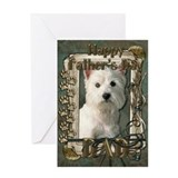 Father's Day - Stone Paws Greeting Card
