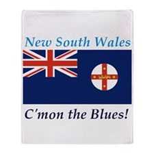 NSW Throw Blanket