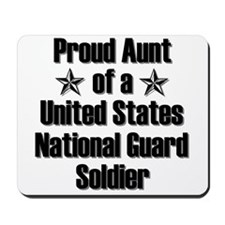 Proud NG Aunt Star Mousepad