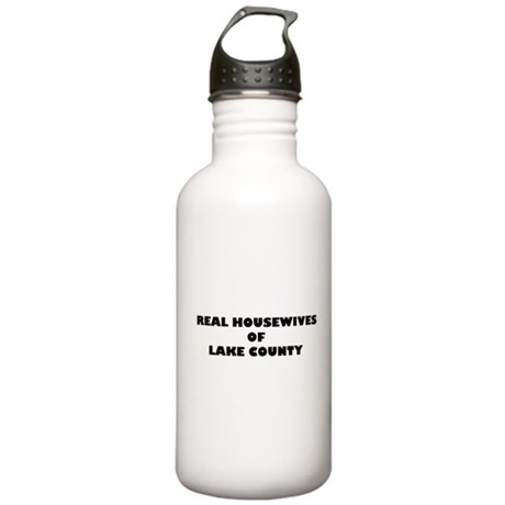 Real Housewives of Lake Count Stainless Water Bott