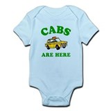 Cabs Are Here Infant Bodysuit
