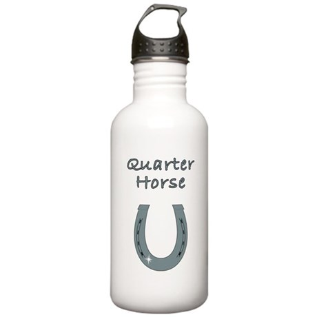 quarter horse Stainless Water Bottle 1.0L